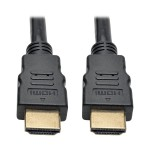 Active High-Speed HDMI Cable with Built-In Signal Booster, 1920 x 1080 (1080p) @ 60 Hz (M/M), Black, 50 ft.