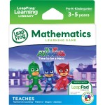 LeapPad Game: PJ Masks Game 3-5 Years/Skills Taught: Mathematics
