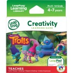 LeapPad Game: Trolls Game 4-7 Years/Skills Taught: Logic & Problem Solving