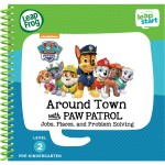 LeapStart Around Town with PAW Patrol Book 3-6 Years/Skills Taught: Logic and Problem Solving