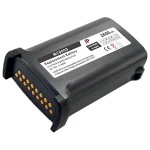 Symbol MC9000-G/K Series Scanners: Replacement Battery. 2600 mAh