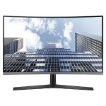"27"" Curved VA Panel Monitor - 1920x1080, Fully Adj Stand, HDMI/DP/USB-C/USB Hub, 3-Year Warranty"