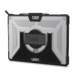 UAG Plasma Series Rugged Case for Surface Pro (2017) & Pro 4 - Back cover for tablet - rugged - black - for Microsoft Surface Pro (Mid 2017), Pro 4