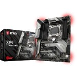 X299 TOMAHAWK X-Series S2066 X299 Max.128GB DDR4 SATA PCIE ATX Motherboard
