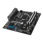 B250 MATX Optane Memory DDR4 PCIEX16 DP DVI-D M.2