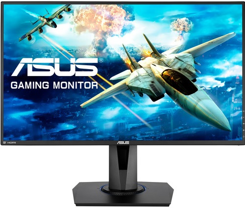 "ASUS 27"" Full HD 1080p 1ms Dual HDMI Eye Care Console Gaming Monitor with  FreeSync/Adaptive Sync (VG275Q)"