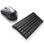 Air Mouse Mobile with Compact Keyboard