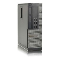 Dell Optiplex 7010 Small Form Factor Desktop - Intel Core i5-3570 3.4GHZ Processor, 4GB DDR3 RAM, 250GB HDD, DVDRW, Windows 7 Professional - Refurbished PC1-20380