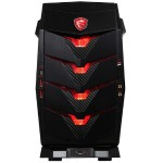 Aegis X3 VR7RE-025US Intel Core i7-7700K Quad-Core 4.20GHz Desktop PC - 16GB (8GBx2) DDR4-2400Mhz SO-DIMM, 256GB M.2 SSD + 2TB 7200RPM HDD, GeForce GTX 1080 Gaming 8GB GDDR5X, Slim Type Tray-Load Super Multi, Windows 10 Home