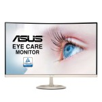 "Curved 27"" Full HD 1080P DP HDMI VGA Eye Care Monitor 27-Inch Screen LED-lit Monitor"