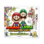 3DS Mario and Luigi: Superstar Saga + Bowser's Minions