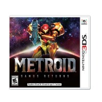 Nintendo 3DS Metroid Samus Returns CTRPA9AE