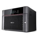 TeraStation 5810DN Desktop 64TB NAS Hard Drives Included