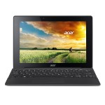 "Aspire Switch 10 E Intel Atom Z3735F Quad-Core 1.33GHz 2-in-1 Notebook PC - 2GB RAM, 1TB HDD 32GB Flash Memory, 10.1"" Touchscreen Active Matrix TFT Color LCD, 802.11a/b/g/n, Bluetooth 4.0 + HS, 2 Megapixel Webcam, Lithium Polymer - Hybrid"