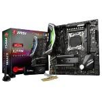 X299M Gaming Pro Carbon AC Intel X299 LGA 2066 DDR4 USB 3.1 SLI Micro ATX Motherboard