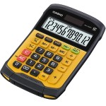 WM-320MT Water-Protected and Dust-Proof Calculator