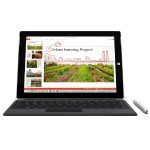 """Surface 3 Tablet PC - Intel Atom x7-Z8700 Quad-Core 1.60GHz, 4GB RAM, 64GB SSD, 10.8"""" ClearType Full HD Display, 10 point Multi-touch, Wi-Fi 802.11ac, Bluetooth 4.0, Windows 8.1 Home, Silver with Type Cover and Pen (Netherlands)"""