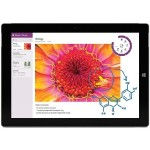 """Surface 3 Tablet PC - Intel Atom x7-Z8700 Quad-Core 1.60GHz, 2GB RAM Onboard, 64GB SSD, 10.8"""" ClearType Full HD Display, 10 point Multi-touch, Wi-Fi 802.11ac, Bluetooth 4.0, Windows 10 Home, Silver (Korea)"""
