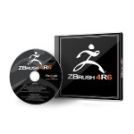 ZBrush 4R8 Win Backup DVD