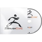 ZBrushCore Win Backup CD