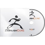 ZBrushCore Mac Backup CD