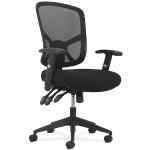 High-Back Task Chair - Black