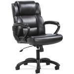 Mid-Back Executive Chair - Black