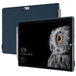 Feather Ultra-Thin Snap-On Case for Microsoft Surface Pro (2017) - Cobalt