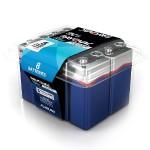 High Energy 9V 8-Pack Alkaline Batteries