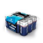 High Energy C 12-Pack Alkaline Batteries