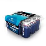 High Energy D 12-Pack Alkaline Batteries