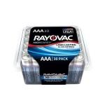 High Energy AAA 30-Pack Alkaline Batteries