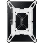 "Exoskeleton 10"" Universal Android Tablet Case - White"