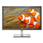 "I2476VXM - LED monitor - 24"" (23.8"" viewable) - 1920 x 1080 Full HD (1080p) - IPS - 250 cd/m² - 5 ms - HDMI (MHL), VGA - black"