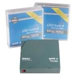 Tape Media for LTO4-120 Tape Drive, 800GB/1.6TB, 5-Pack Customer Kit