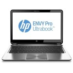 "ENVY Pro Intel Core i5-3317U 1.70GHz Ultrabook - 4GB RAM, 32GB SSM + 320GB HDD, 14.0"" LED-backlit HD, 802.11a/b/g/n, Bluetooth, Webcam, 4-cell Li-Ion - Refurbished"