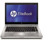 "Elitebook 8460P Intel Core i5-2520M Dual-Core 2.50GHz Notebook PC - 8GB RAM, SATA 2.5"" 500GB HDD, 14"" LCD Display, DVD-RW, Webcam, Windows 10 Pro 64-Bit - Refurbished"