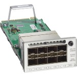 Catalyst 9300 Series Network Module - Expansion module - 10 Gigabit SFP+ x 8 - for Catalyst 9300