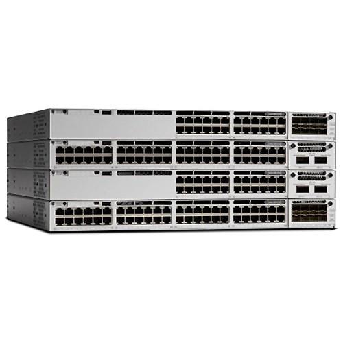 Cisco Catalyst 9300 48-port PoE+ Switch Network Advantage (C9300-48P-A)