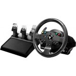 Thrustmaster TMX PRO Gaming Steering Wheel - PC, Xbox One - Force Feedback - Black