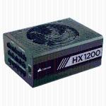 HX Series HX1200 - 1200 Watt 80 PLUS Platinum Certified Fully Modular PSU