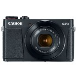 PowerShot G9 X Mark II - 1.0-inch, 20.1 Megapixel High-sensitivity CMOS Sensor Digital Camera - Black
