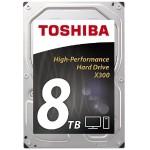 """X300 8TB 7200 RPM SATA 6.0Gb/s 3.5"""" Internal Hard Drive"""