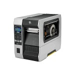 ZT610 - Label printer - DT/TT - Roll (4.5 in) - 203 dpi - up to 840.9 inch/min - USB 2.0, serial, Gigabit LAN, USB host, NFC, Bluetooth 4.0 - cutter