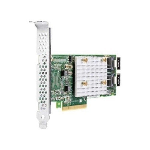 Hewlett Packard Enterprise Smart Array E208i-p SR Gen10 (8 Internal  Lanes/No Cache) 12G SAS PCIe Plug-in Controller (804394-B21)