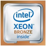 Intel Xeon Bronze 3104 - 1.7 GHz - 6-core - 6 threads - 8.25 MB cache - for ThinkSystem SR550