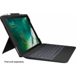 "Slim Combo Keyboard Folio Case for Apple 10.5"" iPad Pro - Black"