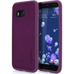 Octane Shock-Absorbing Co-Molded Case for HTC U11 - Raspberry