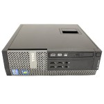 Optiplex 790 Intel Core i3-2100 Dual-Core 3.10GHz Desktop PC - 8GB RAM, 500GB HDD, Intel HD Graphics, Integrated Gigabit Ethernet, DVD+/-RW, Windows 10 Pro 64-bit - Refurbished