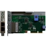 ThinkSystem - Network adapter - LAN-on-motherboard (LOM) - Gigabit Ethernet x 2 - for ThinkSystem SR530; SR550; SR570; SR590; SR630; SR650; SR850; SR860; SR950